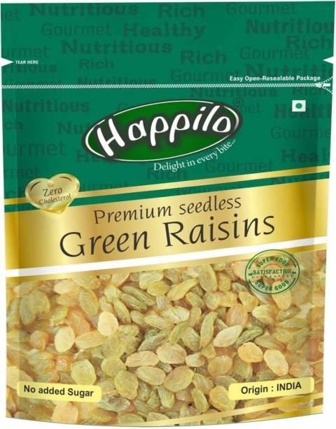 Happilo Green Raisins Raisins