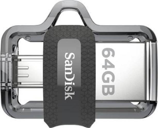 SanDisk Ultra Dual Drive M3.0 64 OTG Drive