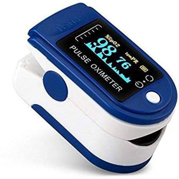 iSpares SC-247 PULSE OXIMETER Z1+ with Coloured OLED Digital Finger PULSE OXIMETER Spo2H Blood Oxygen Monitor Arterial Saturation Monitor with Measuring Human Hemoglobin Saturation OXIMETER PULSE OXIMETER ( Battery Not Included) Pulse Oximeter