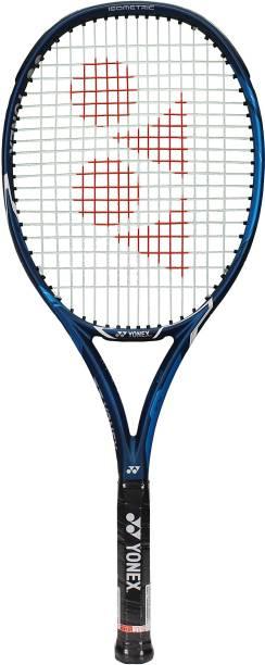 YONEX E ZONE ACE (Deep Blue, 260g) Blue Strung Tennis Racquet