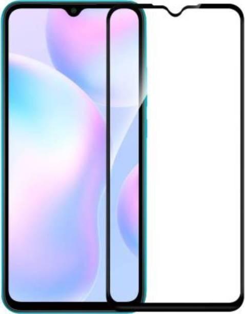 Trendzcase Edge To Edge Tempered Glass for Mi Redmi 9, Mi Redmi 9A, Mi Redmi 9i, Poco C3, Poco M2, Mi Redmi 9 Prime