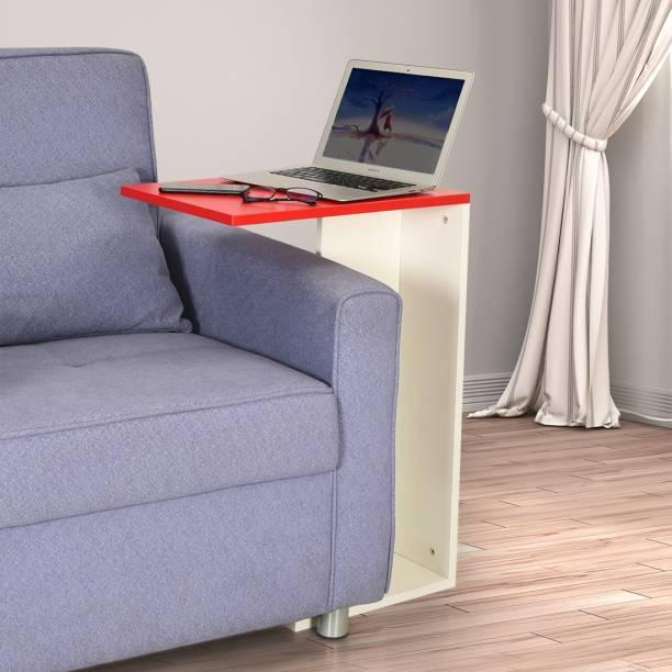 4Homez Multipurpose Bed / Sofa Side Table Engineered Wood Bedside Table
