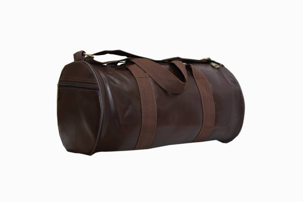 proera Brown Sports Duffel Bag