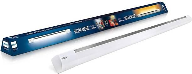 PHILIPS TwinGlow 20+20 Watt (Up-Yellow; Down- White) Batten Straight Linear LED Tube Light