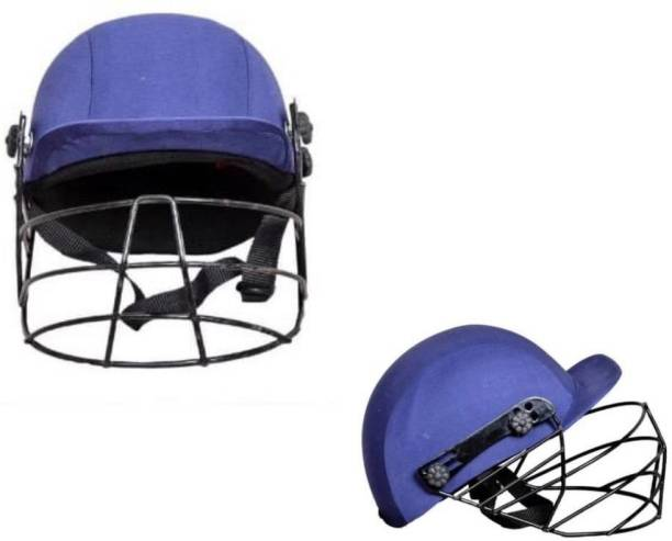 mk sports Baby Baby Helmet Cricket Helmet