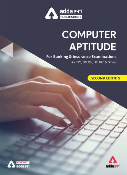 Computer Aptitude For Banking and Insurance (English Printed Edition)