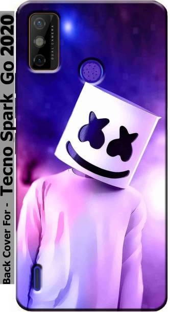 TrenoSio Back Cover for Tecno Spark Go 2020