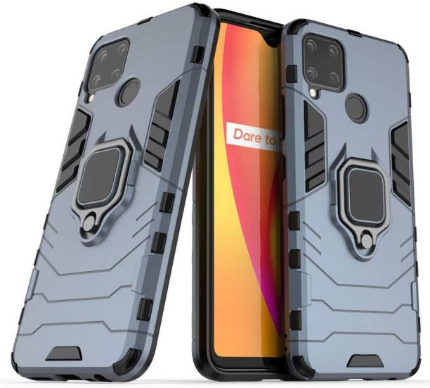 Cover Alive Back Cover for Realme C15, Realme C12, Realme Narzo 20