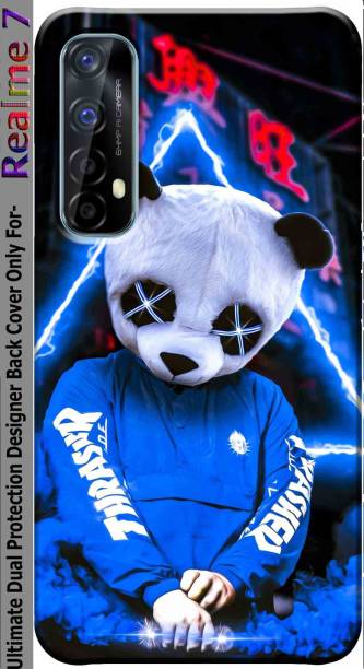 YorktoSis Back Cover for Realme Narzo 20 Pro, Realme 7