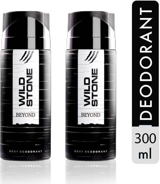 Wild Stone Beyond Deodorant Spray  -  For Men