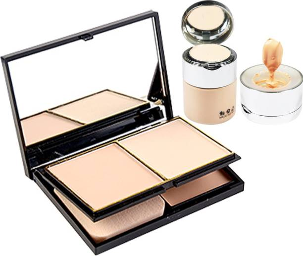 MARS Queen Collection Compact, Foundation