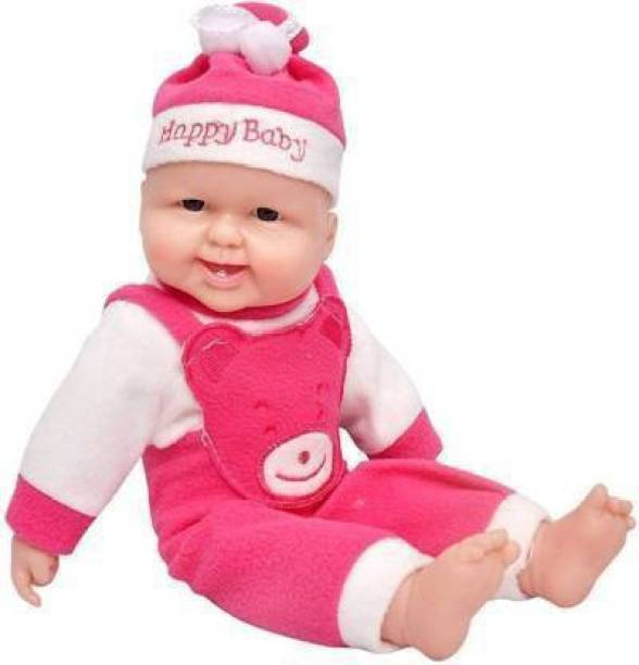 Aao je Baby Musical Toy Laugh Doll Laugh boy