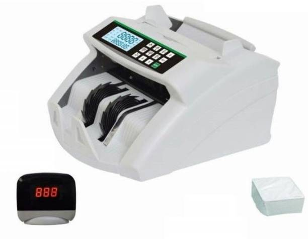 DRMS STORE Note/Money/Cash Counting Machine With MG, UV, IR Note Detection and Suitable for All New and Old Notes Note Counting Machine