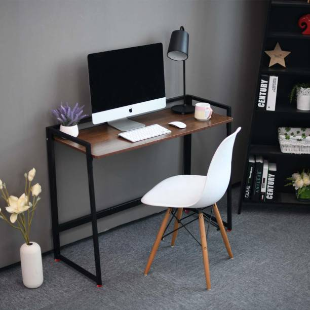 Livzing Solid Wood Study Table