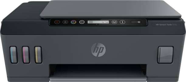 HP Smart Tank 515 Multi-function WiFi Color Printer with Voice Activated Printing Google Assistant and Alexa