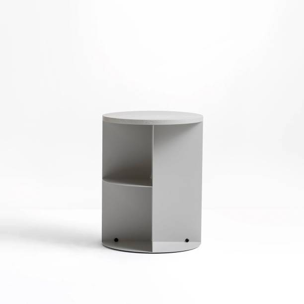 SPIN Metal Side Table