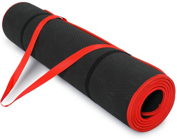 Adrenex by Flipkart Dual Tone Anti Skid with Strap 6.00 mm Yoga Mat