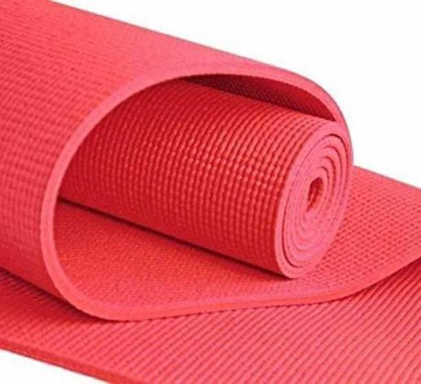 taraji OJS EcoFriendly Exercise Gym mats For Men & Women With Carrying Cover Yoga Mat 6 mm Yoga Mat