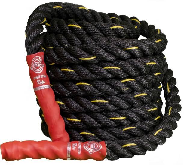 Esskay Uttam BLACKPRO3235 Battle Rope