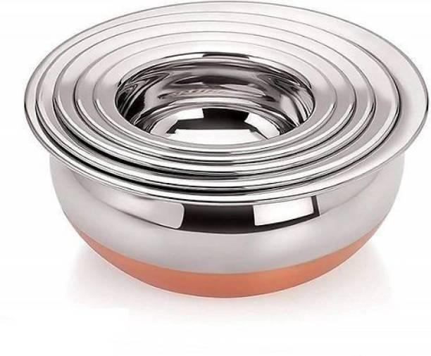 Marudhar Steel Induction Bottom Cookware Set