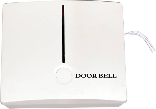 Tool Point Gayatri Mantra Door Bell Battery Operated UDB-07 DC Wired Door Chime
