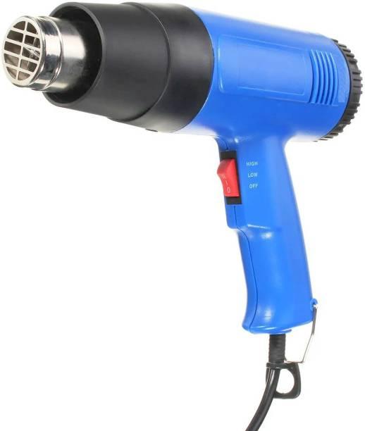 BALRAMA Electronic Heat Gun Adjustable Temperature Hot Air Blower Paint Drying Striping 1500 W Heat Gun