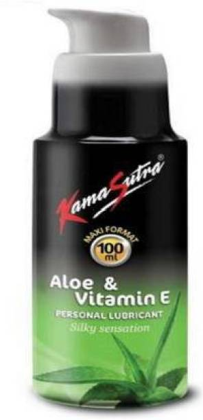 Kamasutra Lubricant with Aloe and Vitamin E Lubricant