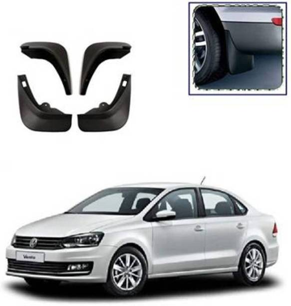 Grownshine Rear Mud Guard, Front Mud Guard For Volkswagen Vento 2014