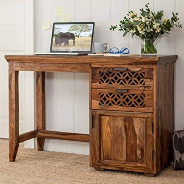 Kendalwood Furniture Laptop Table Living Room Table (without Chair) , office desk Solid Wood Study Table
