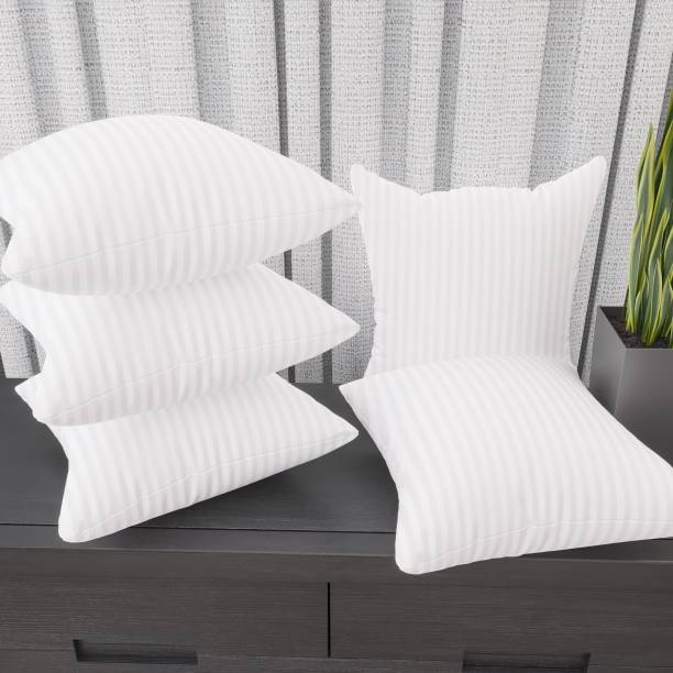 LA VERNE Microfibre Stripes Cushion Pack of 5