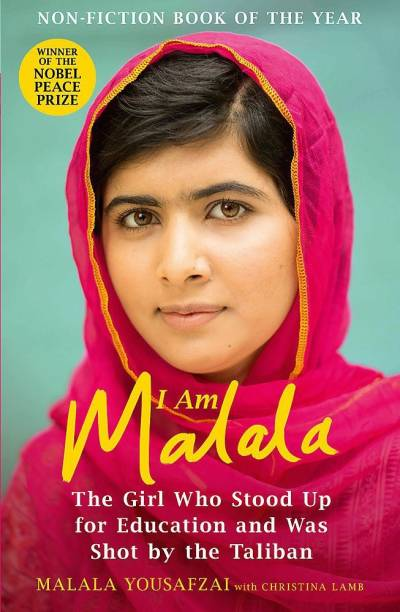 I Am Malala: The Girl Who Stood Up For Education And Was Shot By The Taliban English Paperback Generic