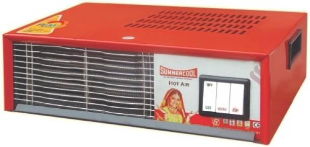 Summercool Flow Heat Convector Fan Room Heater