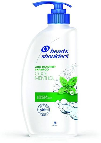 HEAD & SHOULDERS Cool Menthol Anti-Dandruff Shampoo