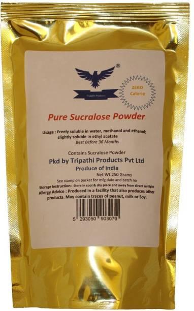 Tripathi Products Sucralose Powder Zero Calorie Zero GI Sugar