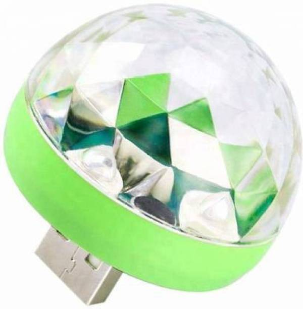 Lieven USB Party Lights Mini Disco Ball for Mobile Phones, LED Small Magic Sound Control DJ Stage Light Colourful Strobe RGB Lamp USB Party Lights Mini Disco Ball for Mobile Phones, LED Small Magic Sound Control DJ Stage Light Colourful Strobe RGB Lamp Led Light
