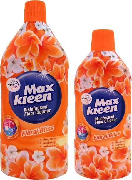 Maxkleen Disinfectant Floor Cleaner Floral