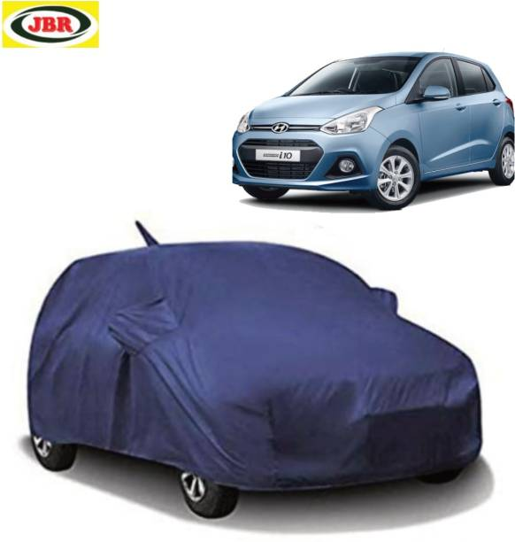 JBR Car Cover For Hyundai Grand i10 (With Mirror Pockets)