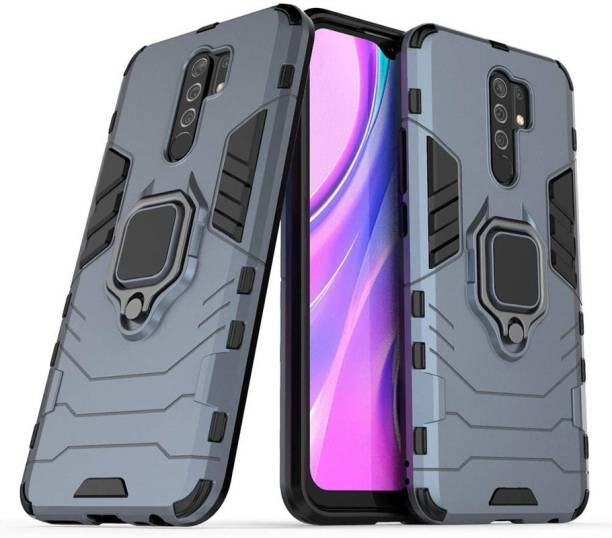 Cover Alive Back Cover for Poco M2, Mi Redmi 9 Prime