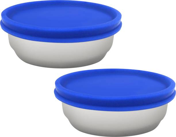 PRINCEWARE  - 210 ml Plastic, Steel Grocery Container