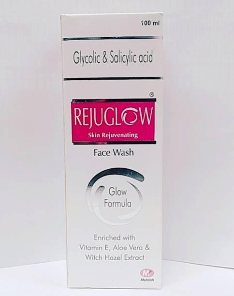 torrent Rejuglow skin rejuvenating face wash 100ml X 2 Face Wash