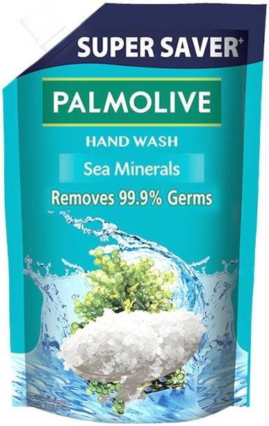 PALMOLIVE Sea Minerals Saver Pack Hand Wash Pouch