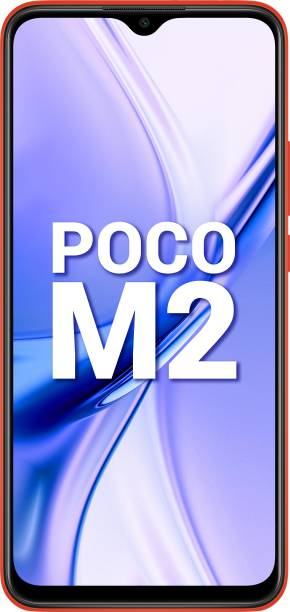 POCO M2 (Brick Red, 64 GB)