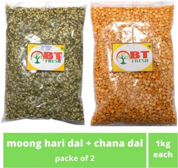 BT Fresh Chana Dal (Split)