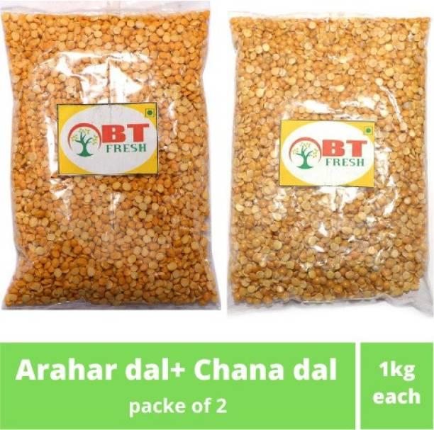 BT Fresh Arhar Dal (Split)
