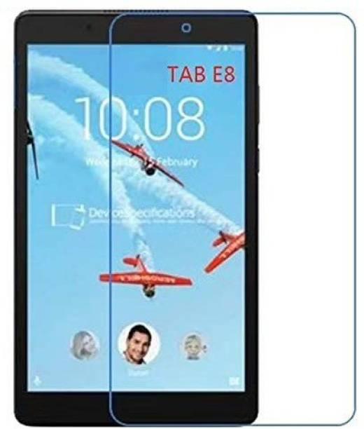 Bigil Tempered Glass Guard for Lenovo Tab E8 8 inch
