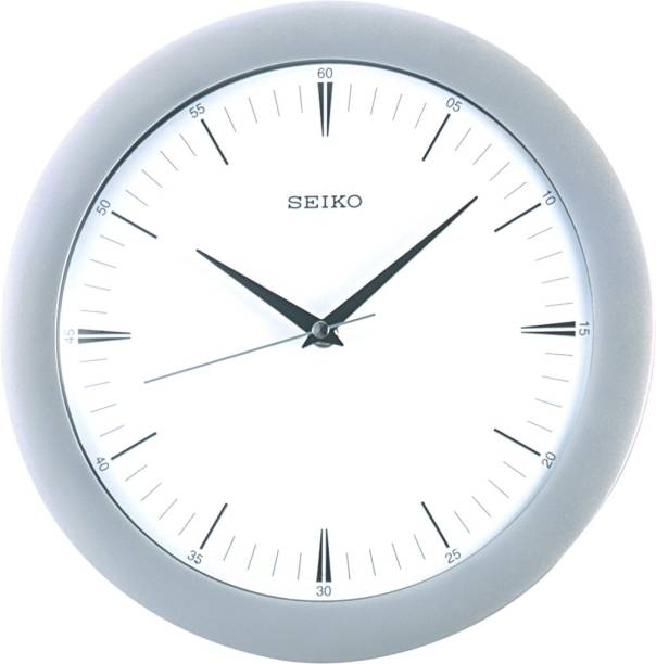 Seiko Analog 30 cm X 30 cm Wall Clock