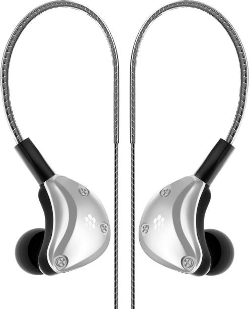 FLORID in-Ear Super Extra Dynamic Bass Headphones (BM007) Wired Headset