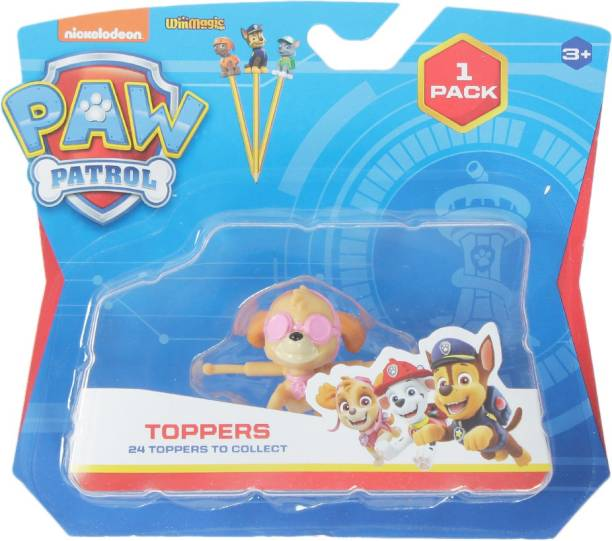 PAW PATROL Stampers 1 Pc Blister (S1) - Skye