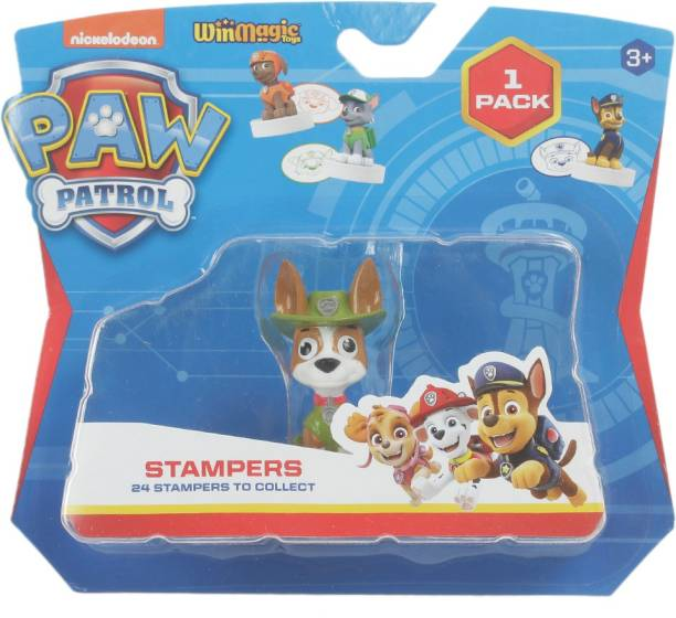 PAW PATROL Pencil Toppers 1 Pc Blister (S1) - Rocky