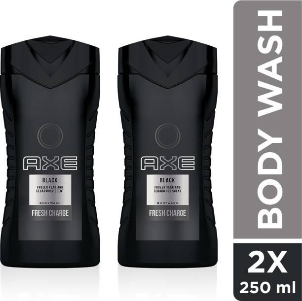 AXE Black Fresh Charge Body wash